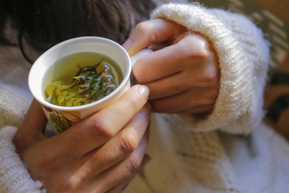 Avantage thé en vrac