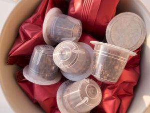 capsules de thé